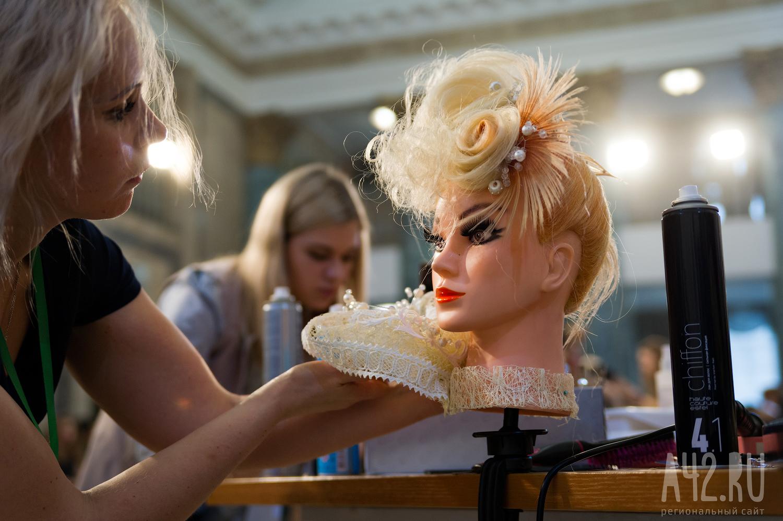 Фотографии с чемпионатов по парикмахерскому
