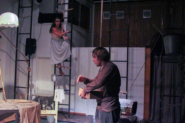 Спектакль «Ночь Гельвера»