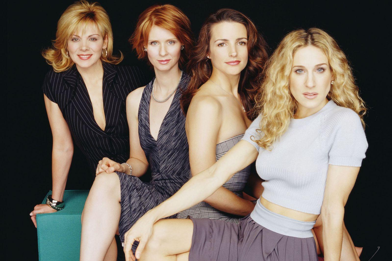 секс в большом городе сериал смотреть онлайн
