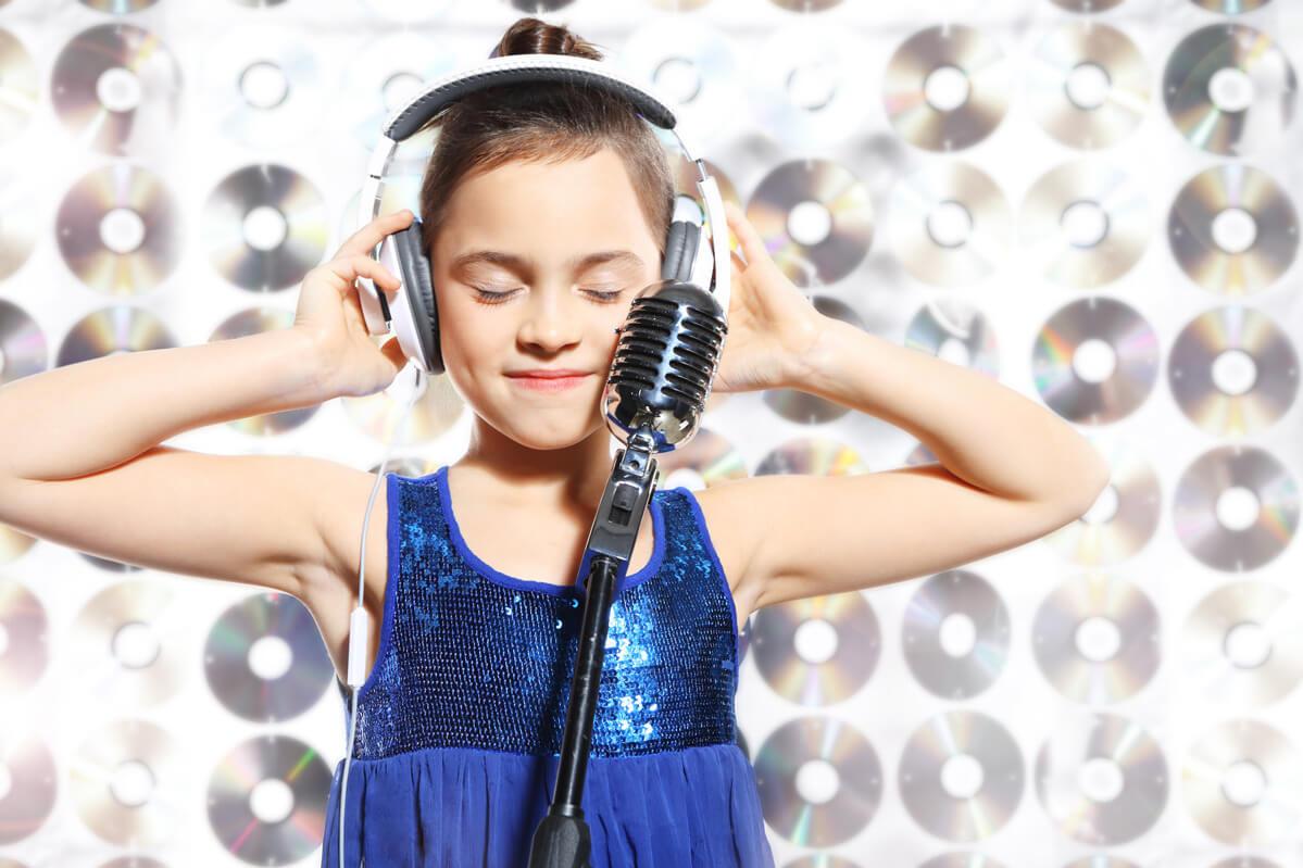 Амира Виллигхаген и другие дети из шоу талантов: фото и видео 3