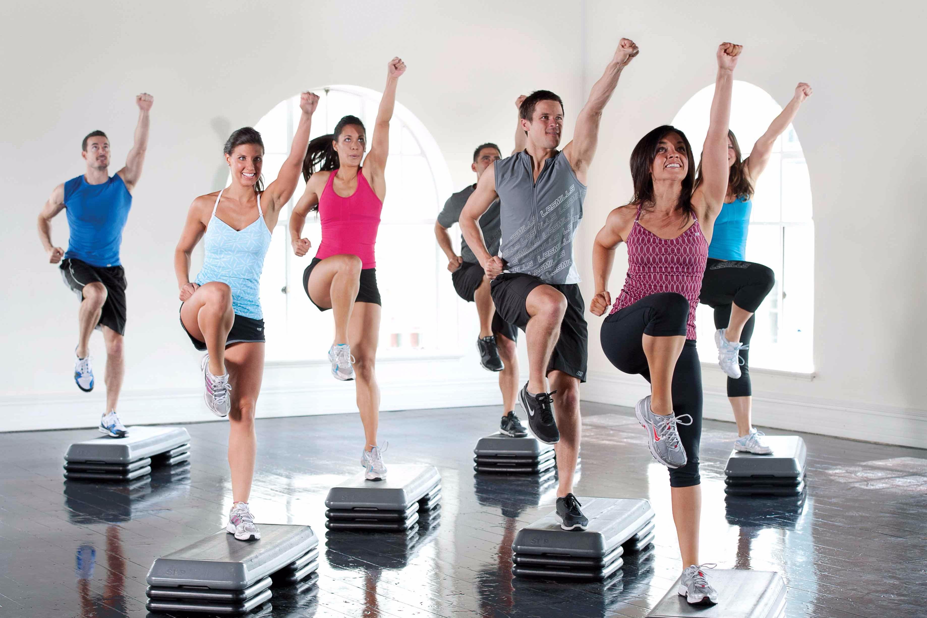 Бесплатные тренинги для похудения